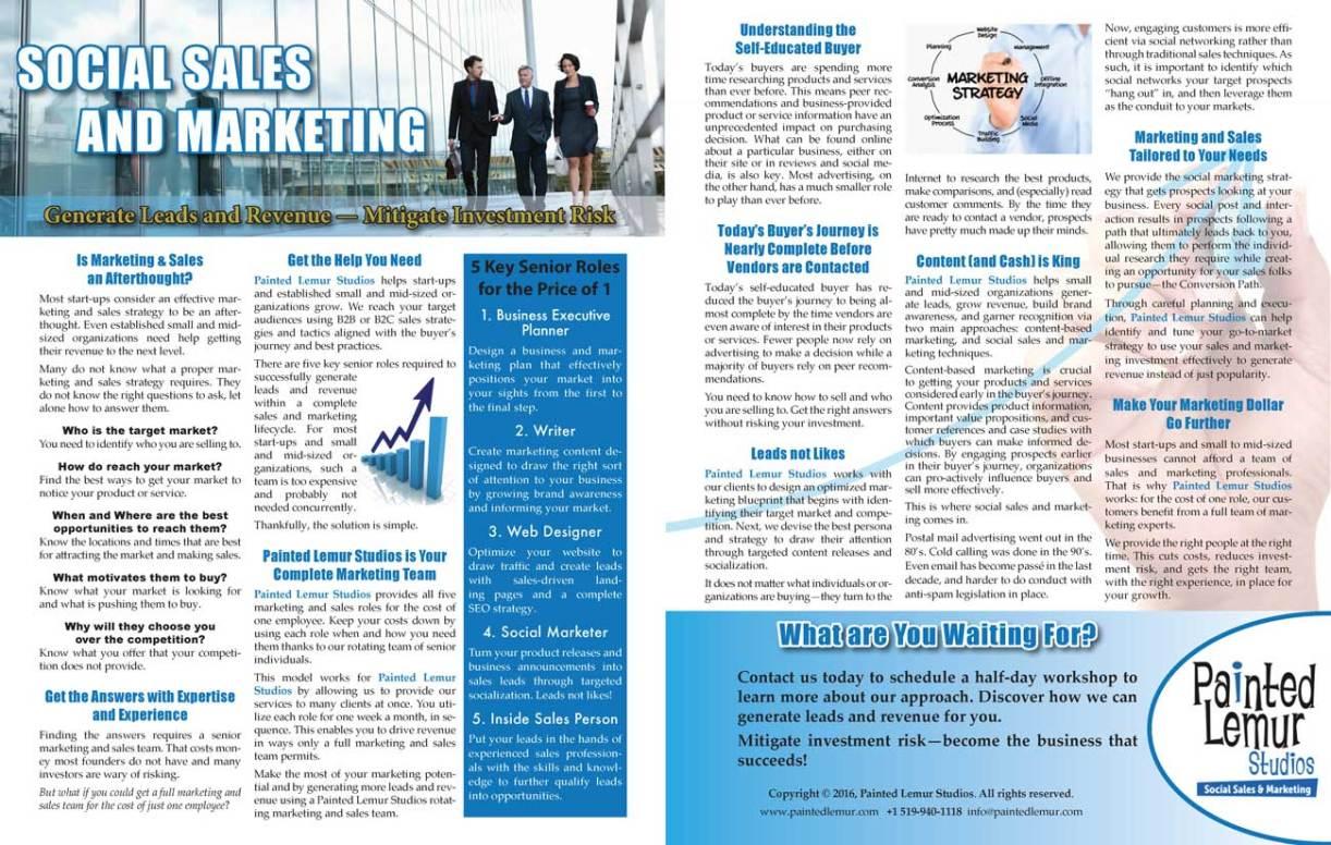 Steven Trustrum PLS Brochure