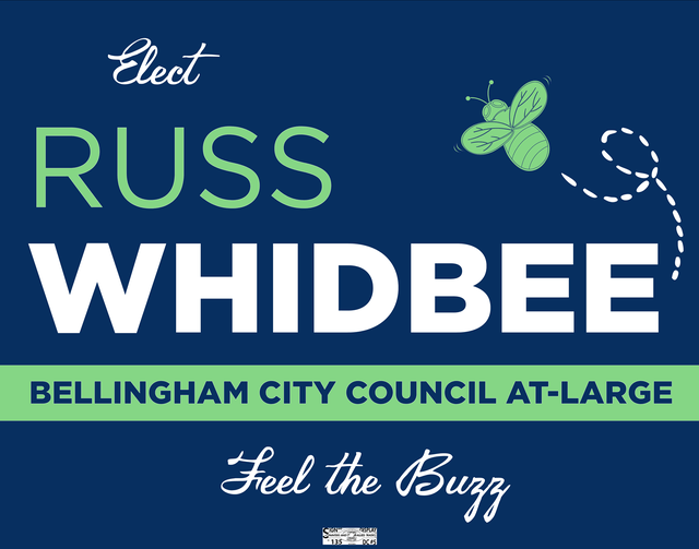 Russ Whidbey Bellingham City Council