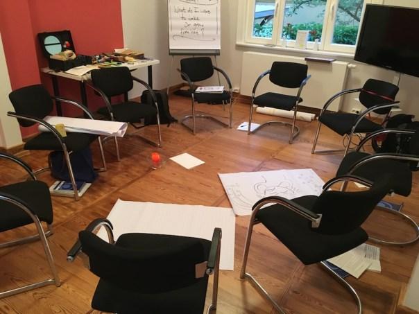 Temenos Circle of Chairs