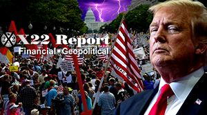 Trump, We The People Are The Storm, Watch What's Going To Be Revealed
