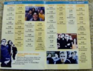 Guardian Guide booklet from Glastonbury 1997