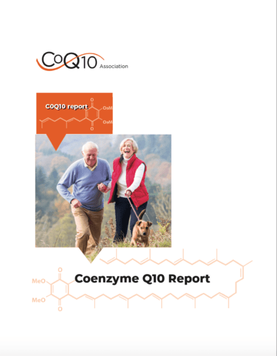 New Insights Report from the CoQ10 Association Forecasts the Global CoQ10 Market to Reach $1.3 billion by 2020