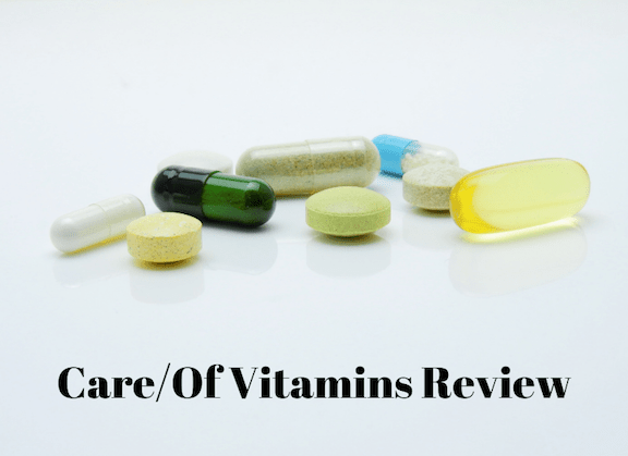Take Careof Vitamins Review