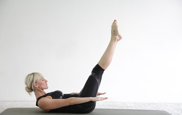 Free beginner pilates program