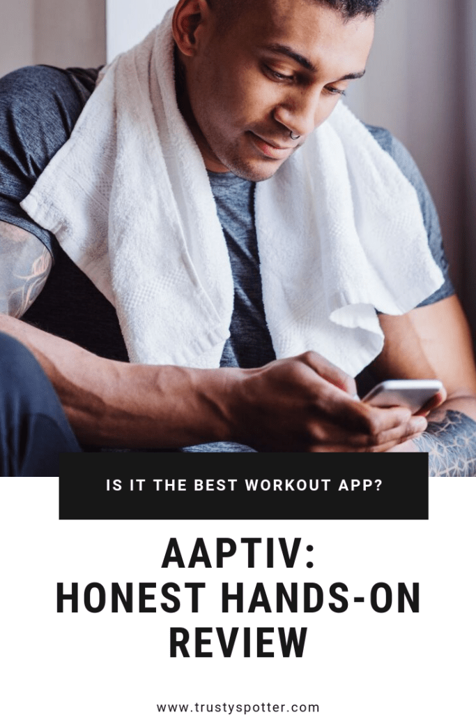 I joined Aaptiv & here's what happened (Honest Review)