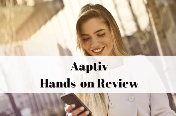 Aaptiv review