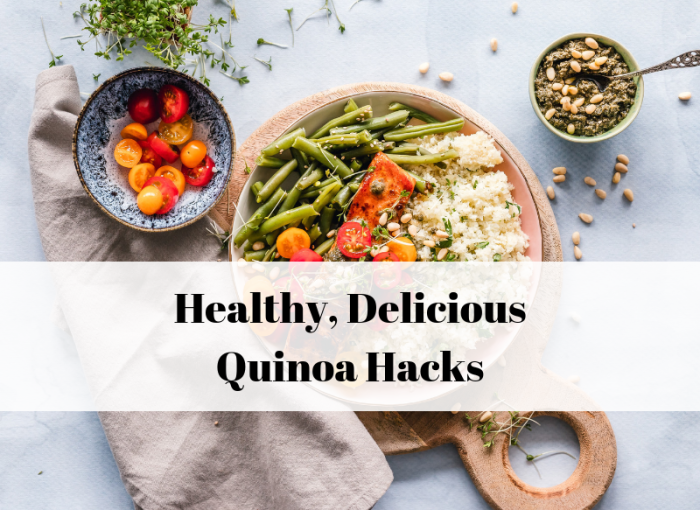 How to make quinoa taste good