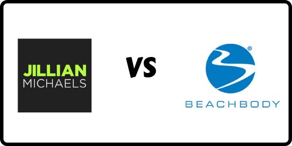 Jillian Michaels vs Beachbody