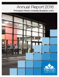 2016 TRUSU Annual Report