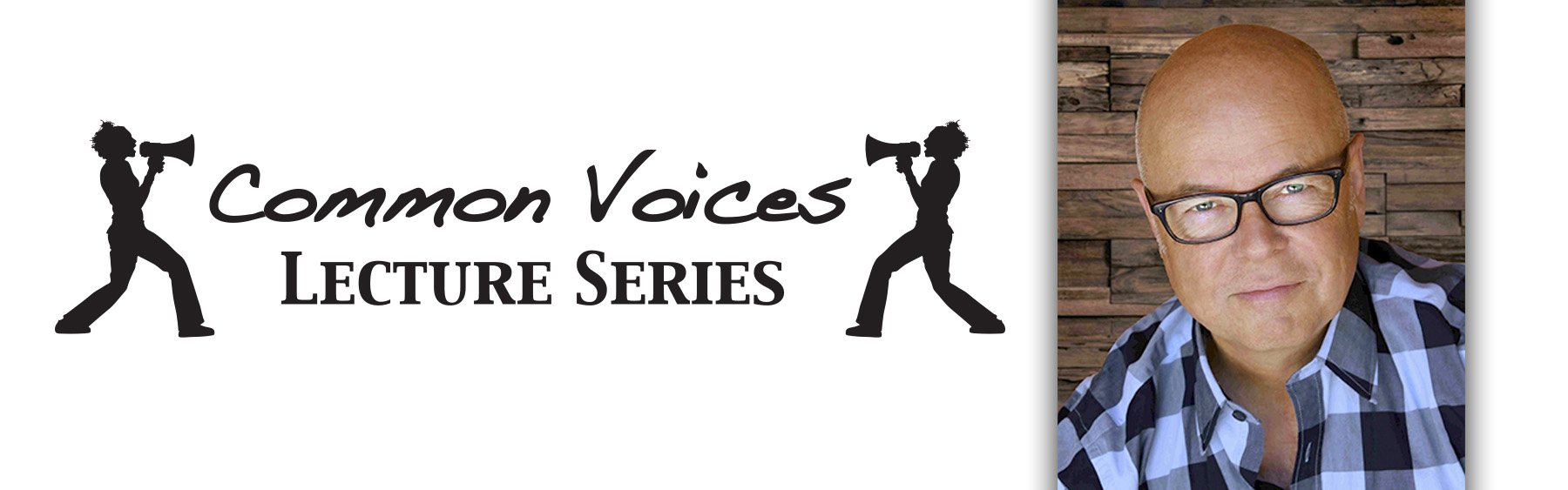 Common Voices Lecture Series with Terry O'Reilly