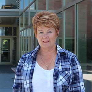 Office Administrator Judy Duggan