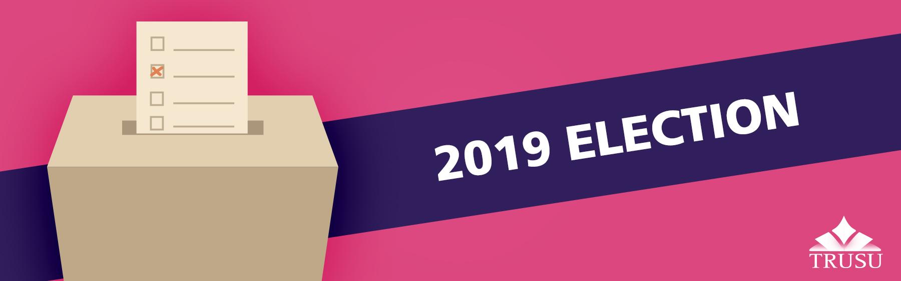 2019 TRUSU Election Voting