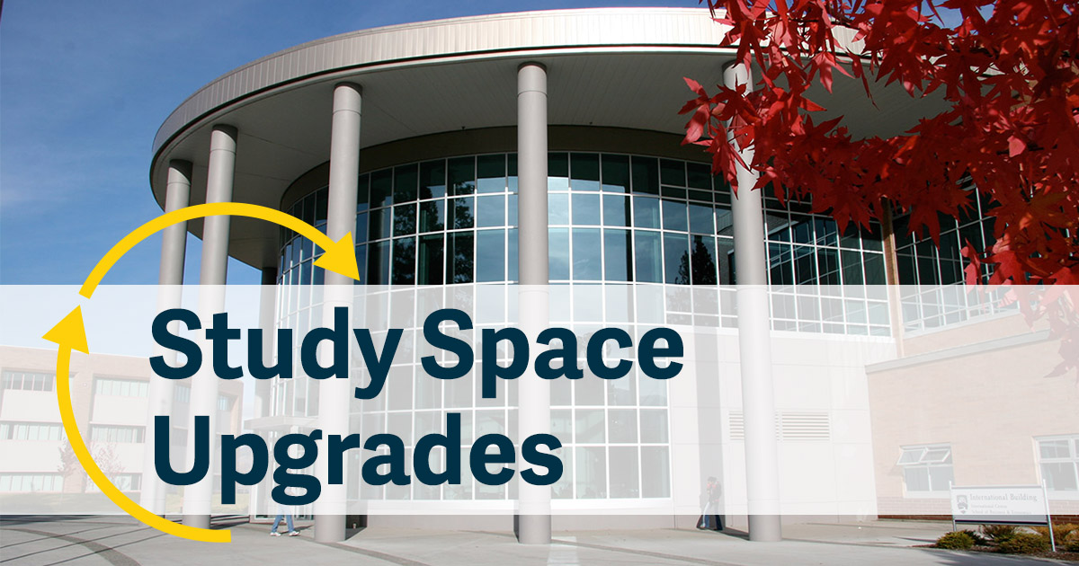 Study Space Upgrades International Building