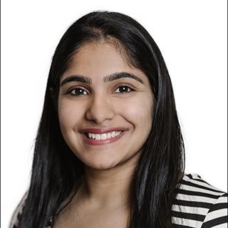 Member-at-Large Simran Kaur