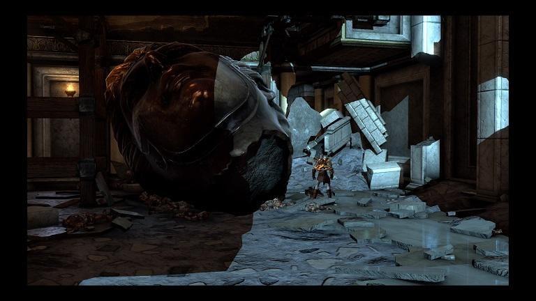 PS4 戰神 3 Remastered 白金心得與攻略 - brucedragon的創作 - 巴哈姆特