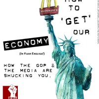 U.S. Economy 101 (in Plain English, with Humor!): How the GOP and the Media Are Shucking You