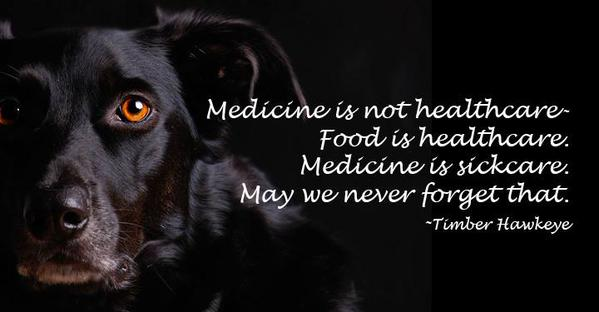 Foodisnotmedicineimage