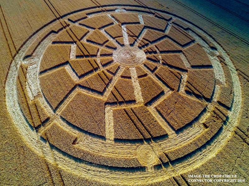 Crop circle 2015 C