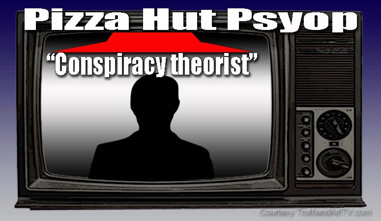 Pizza Hut psyop