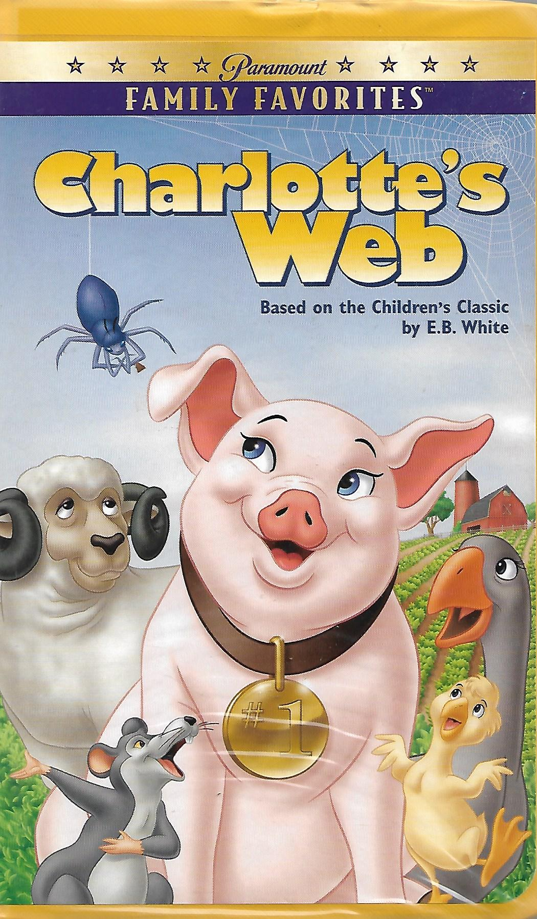 Charlotte S Web Vhs Tape Used In Good Condition Truth