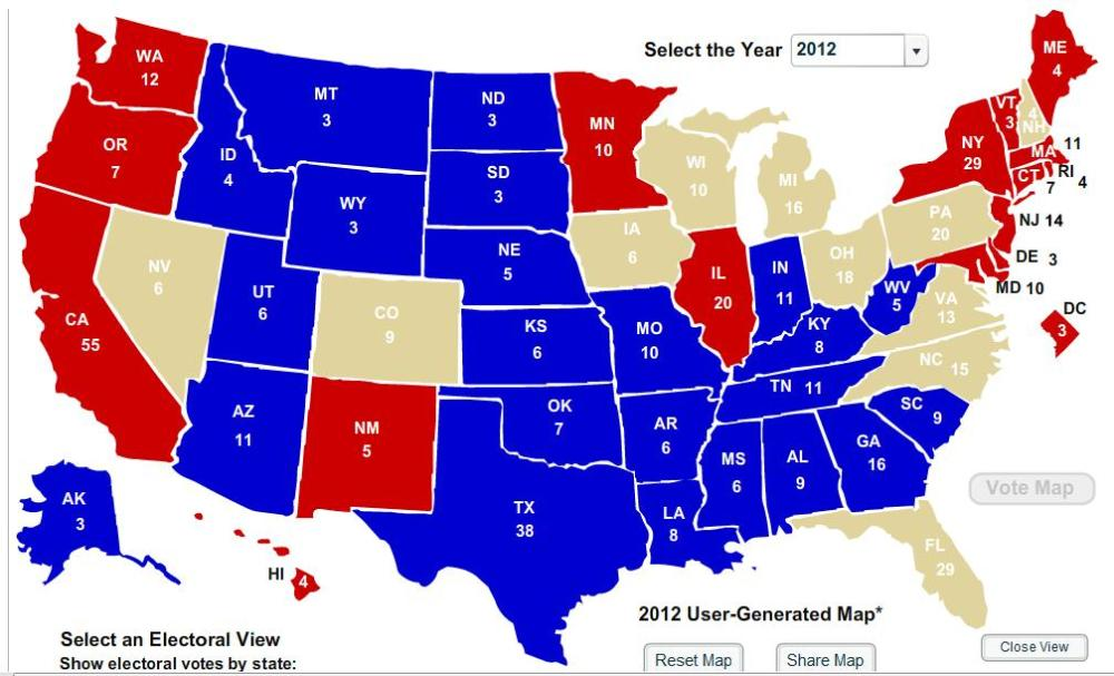 Obama Wins 2008, In All Likelihood Loses 2012 (2/2)