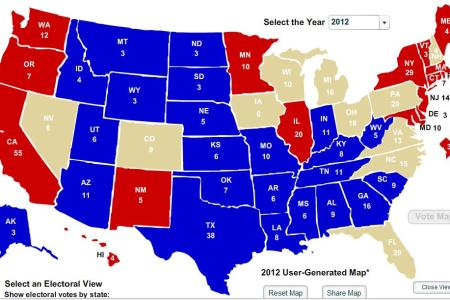 map of democratic and republican states » Path Decorations Pictures ...