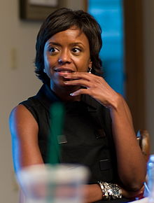 Mellody Hobson. Chair of the Board of Directors of Dreamworks Animation.