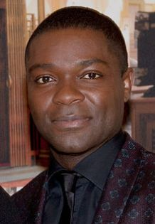 """David Oyelowo. Actor, producer, director, and writer. """"Selma,"""" """"A Most Violent Year."""""""
