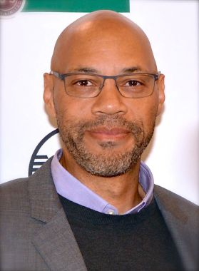 """John Ridley. Writer, producer, and author. """"12 Years A Slave, """""""