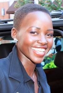 """Lupita Nyong'o. Actor, director. """"12 Years a Slave."""""""