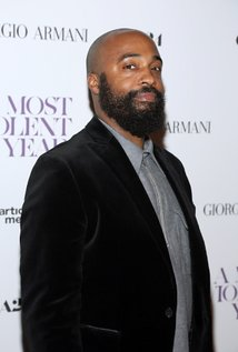 "Bradford Young. Cinematographer. ""Selma,"" ""Pariah."""
