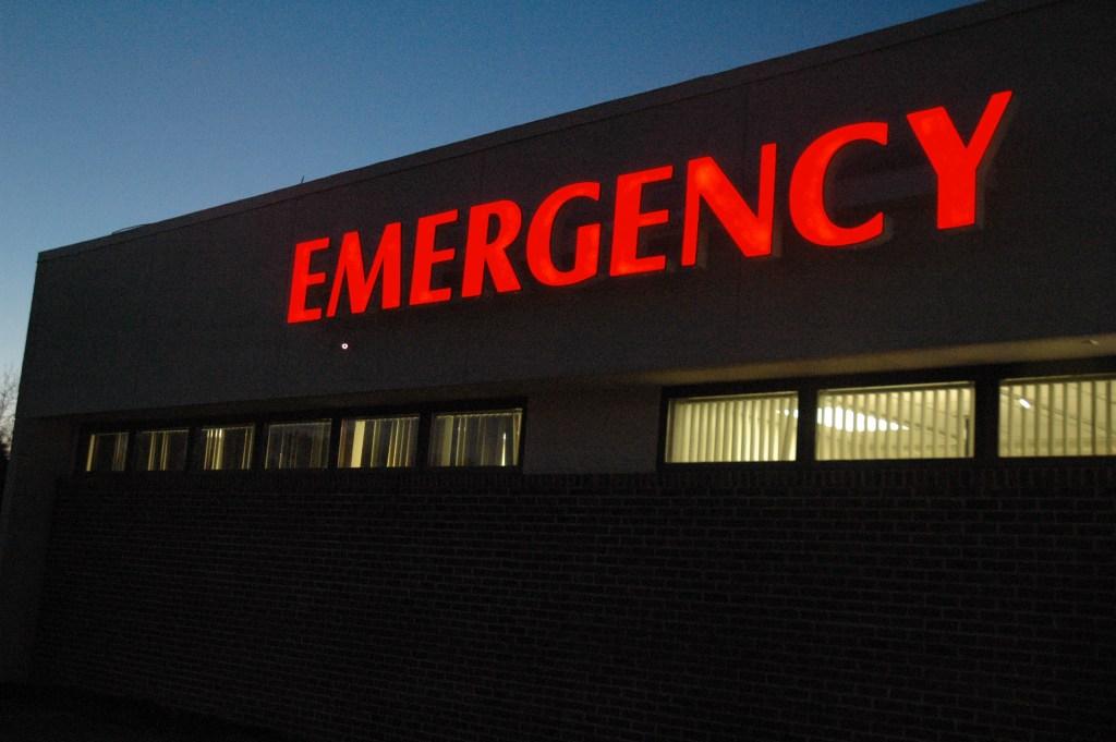 Howard U. Hospital: My Trip to the ER