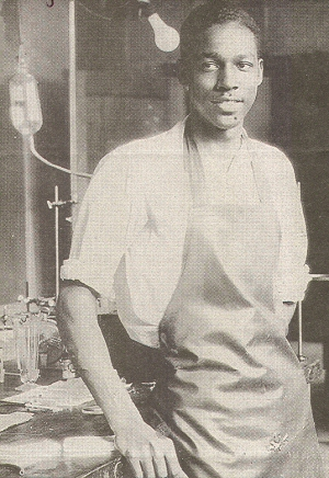 Dr. Vivien T. Thomas: Uncharted Black Medical Professional