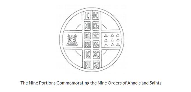 nine portions
