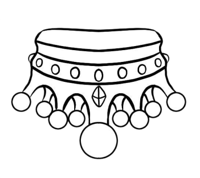 upside down crown