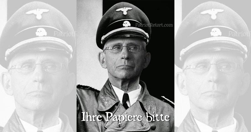 nazi fauci