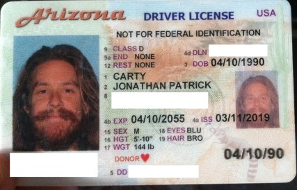 Image result for truthearth driver's license