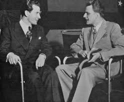 Charles Templeton and Billy Graham