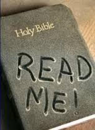 Holy Bible %22Read Me%22