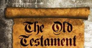 Old Testament scroll