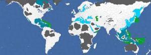 great inland seas map