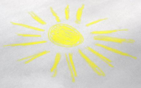 Sun Crayon
