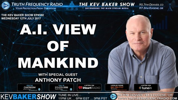 The Kev Baker Show : TFR LIVE : Truth Frequency Radio
