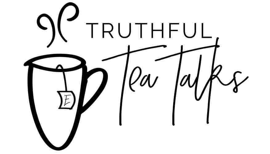 Truthful Tea Talks Logo