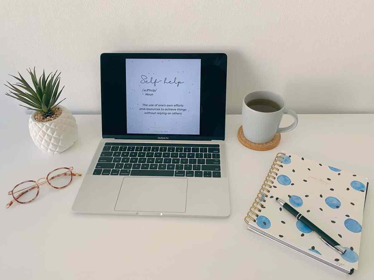 Self-Help Personal Growth Journey Mind Tricks