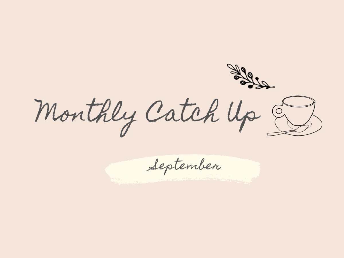 Monthly Catch Up Aesthetic