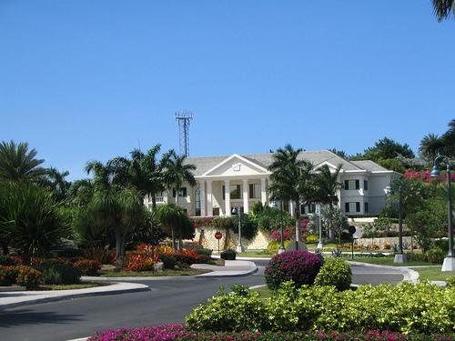 The Antigua-based Stanford International Bank