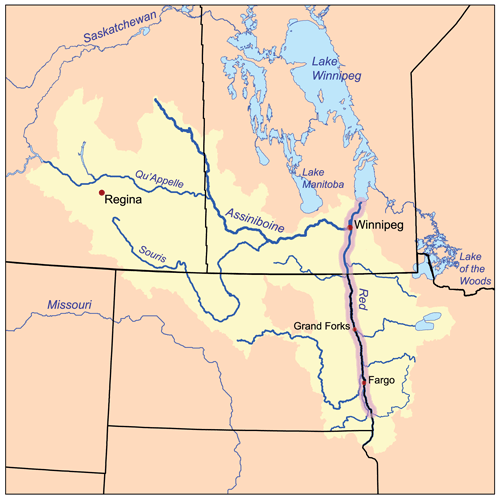 redrivernorthmap