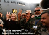 Hillary Libya