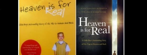 """A GLIMPSE OF HEAVEN? An Assessment of """"Heaven is for Real: A Little Boy's Astounding Story of His Trip to Heaven and Back"""""""
